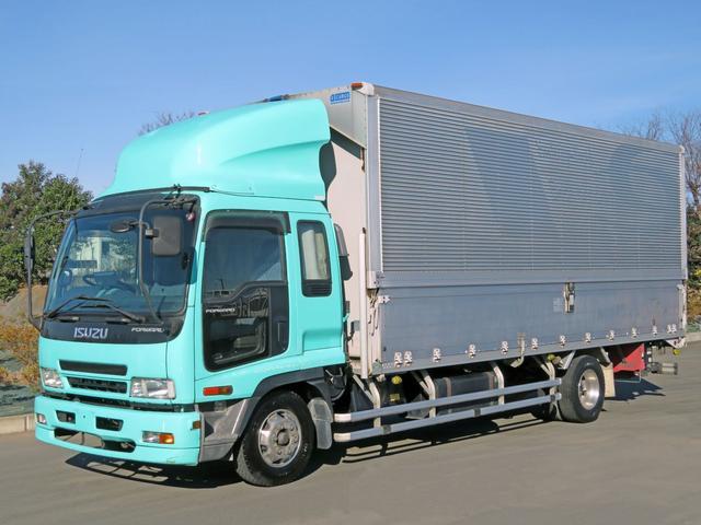 いすゞ アルミウイング 積載2.75t 240PS