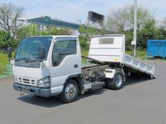 エルフトラックセーフティダンプ 積載3t 130ps