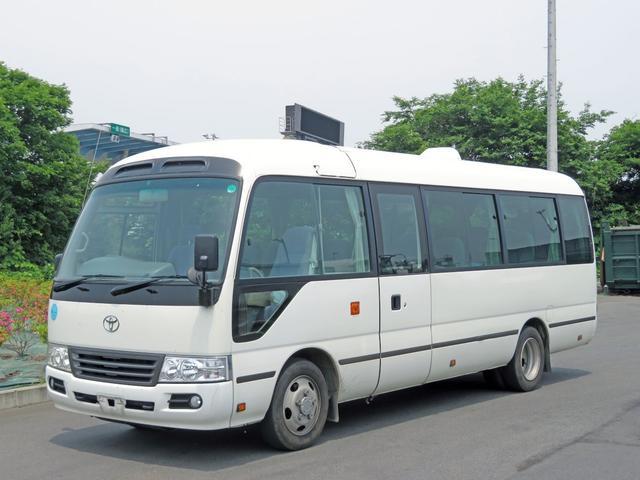 トヨタ バス 29人乗り 150ps オートスライドドア モケリク