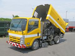 エルフトラックロードスィーパー 1.7t 150ps 豊和HA75