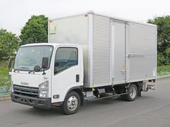エルフトラックドライバン 2t 150PS ワイドロング 格納ゲート