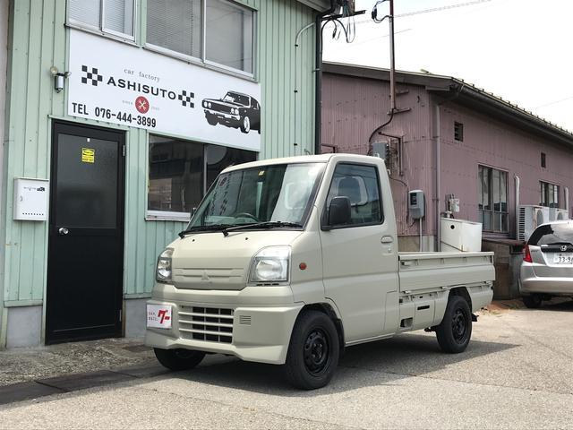三菱 ミニキャブトラック エアコン パワステ 4WD オートマ (なし)