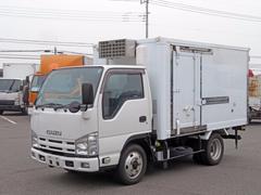 エルフトラック2t冷凍バン 東プレ 150ps 4WD 低温仕様
