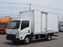 エルフトラックH20 4t積載保冷バン ワイドロング 断熱入り