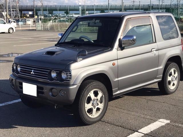 三菱 パジェロミニ リンクスV 4WD キーレス アルミ (検31.4)