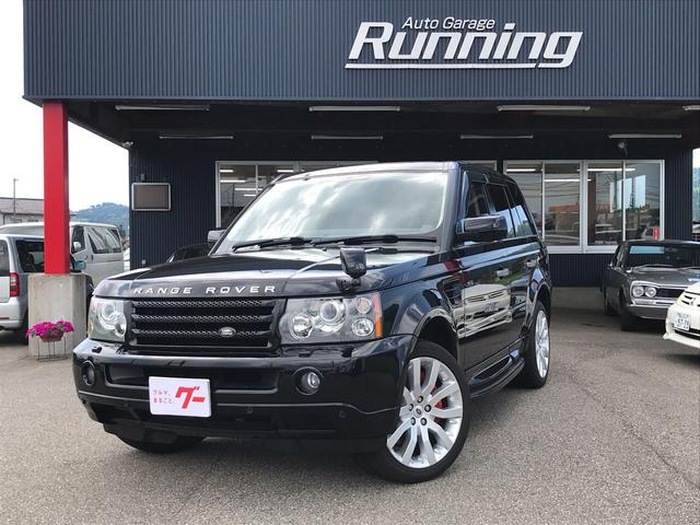 Photo of LAND_ROVER RANGE ROVER SPORT SUPERCHARGED / used LAND_ROVER