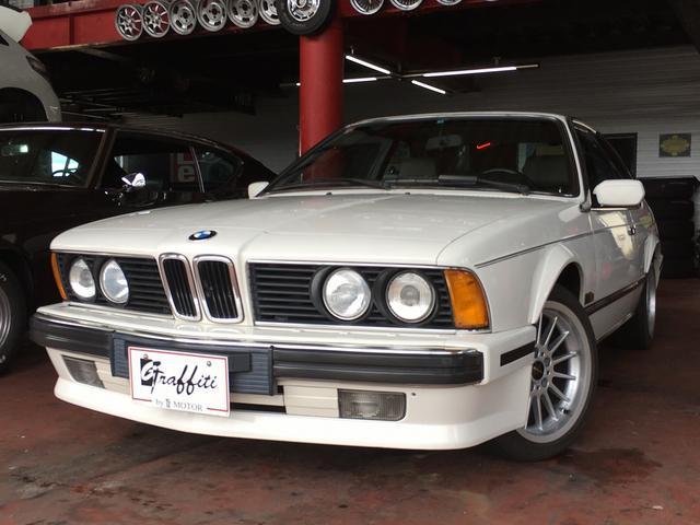 BMW 6シリーズ 635CSiエクスクルーシブ (なし)