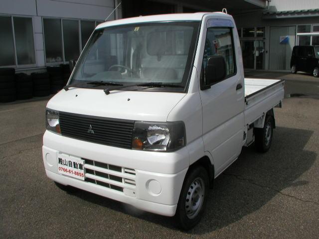 三菱 ミニキャブトラック Vタイプ 4WD 5MT エアコン パワ...