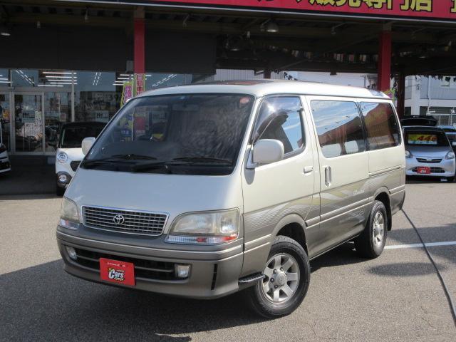 トヨタ スーパーカスタムリミテッド 3MR ナビ フルセグ ETC