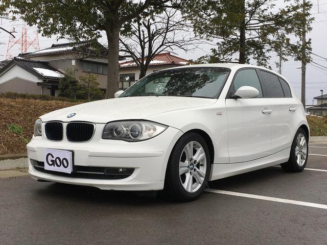 BMW 1シリーズ 120i (検30.11)