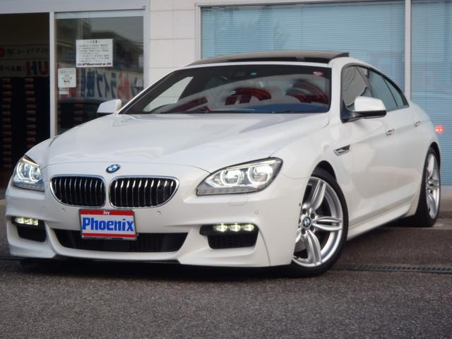 BMW 6シリーズ 640iグランクーペ Mスポーツパッケージ ナ...