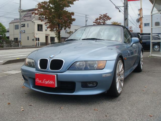BMW Z3ロードスター 2.0 左ハンドル レザーシート HDD...