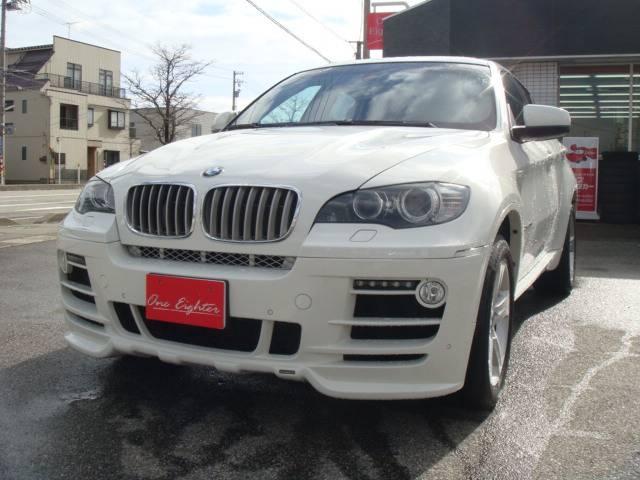 BMW X6 xDrive 50i HAMAN仕様 ブラックレザー...