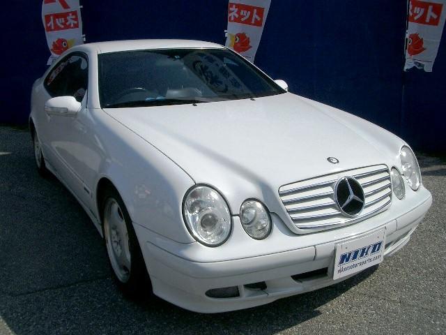 メルセデス・ベンツ CLK CLK200 アバンギャルド (車検整備付)