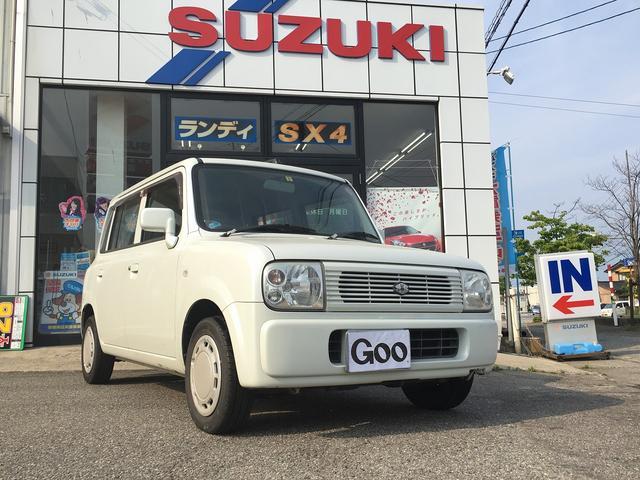 スズキ G 4WD シートヒーター付き