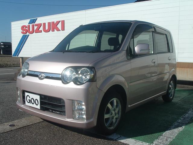 Photo of DAIHATSU MOVE CUSTOM X / used DAIHATSU