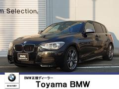 BMWM135i 直列6気筒エンジン 黒レザーシート ETC