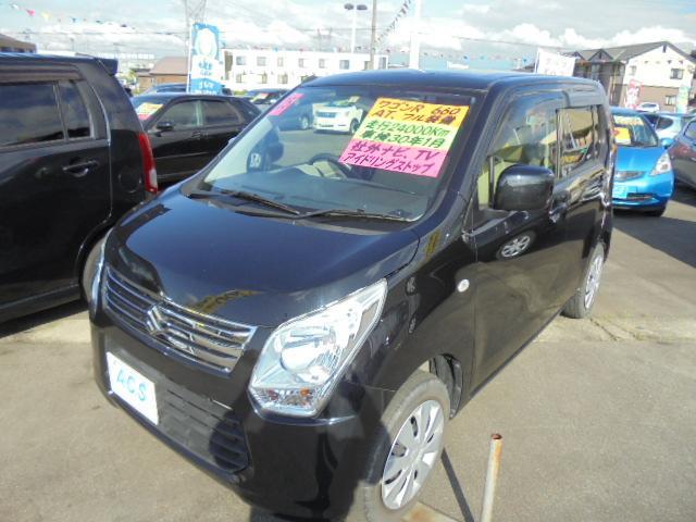 スズキ 660 FX Goo鑑定車 ナビ フルセグ キーレス