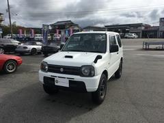 ジムニーXG 4WD オートマ キーレス 社外16インチAW CD