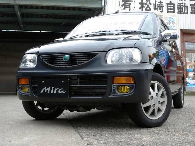ダイハツ パルコS 4WD 3AT 禁煙車 ワンオーナー