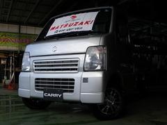 キャリイトラックKCエアコン・パワステ 3方開 4WD AT ワンオーナー