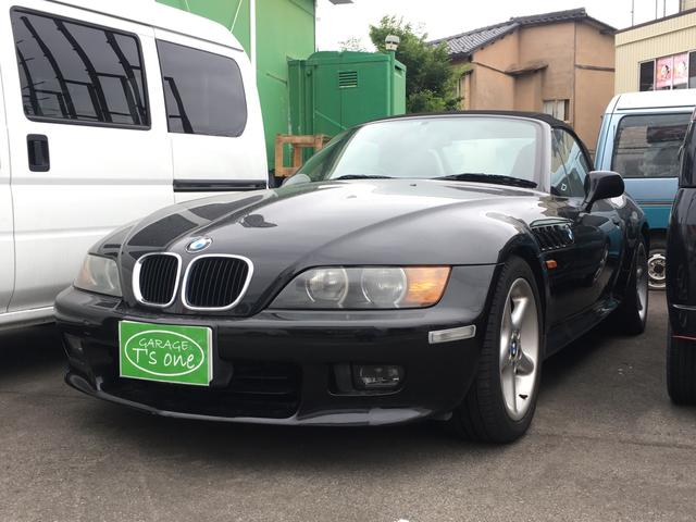 BMW Z3ロードスター 2.2i レザーシート キーレス アルミ...