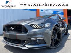 フォード マスタングGT JAPAN EDITION SUPERCHARGED