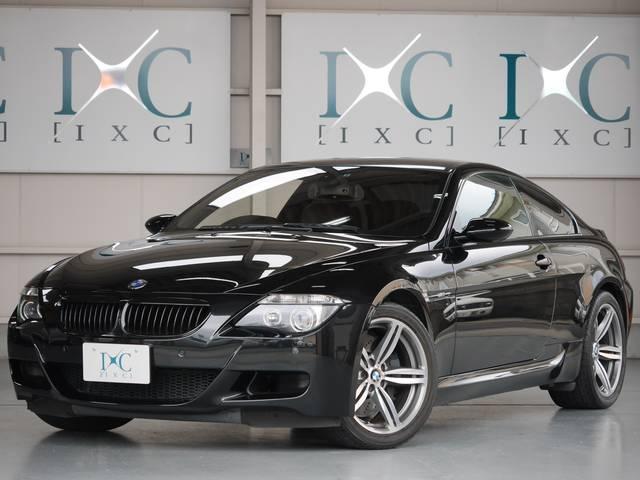 BMW M6 カーボンルーフ 19AW HDDナビ地デジTV バッ...