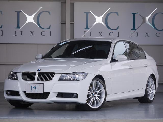 BMW 3シリーズ 323i Mスポーツ 後期エンジン ナビ地デジ...