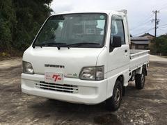 サンバートラック660 JA 5速MT 4WD