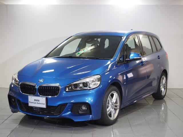 BMW 2シリーズ 218iGTMスポーツ コンフォートパーキング...