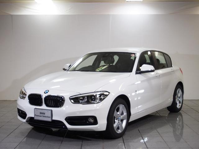 BMW 1シリーズ 118iスポーツ コンフォート・アドバンスドパ...