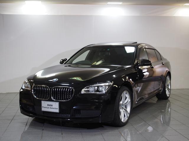 BMW 7シリーズ 740iMスポーツ サンルーフ パーキングサポ...