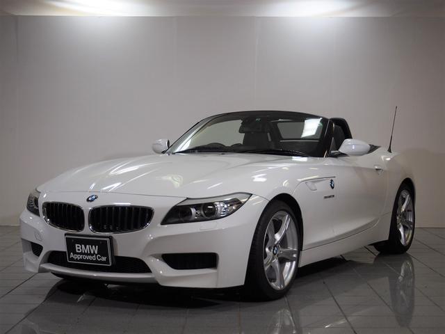 BMW Z4 sDrive23i MスポーツPKG 1オーナー 黒...
