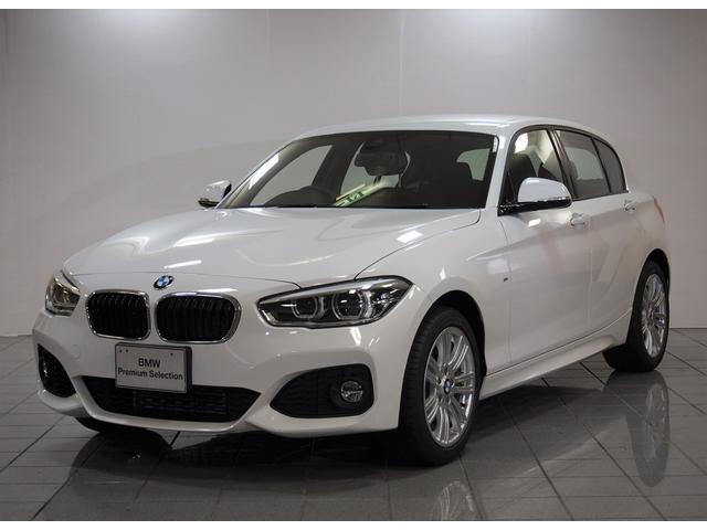 BMW 1シリーズ 118i Mスポーツ LEDフォグ ナビ (検...