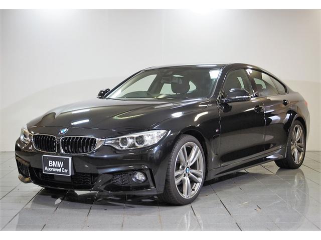 BMW 4シリーズ 420iグランクーペ Mスポーツ 1オーナー ...