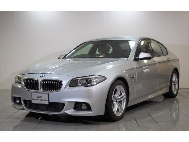 BMW 5シリーズ 523i Mスポーツ (車検整備付)