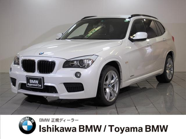 BMW X1 sDrive 18i MスポーツPKG 18インチア...