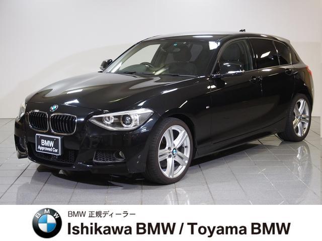 BMW 1シリーズ 116i Mスポーツ  純正18AW ETC ...