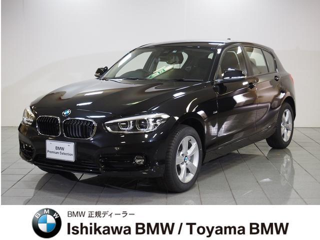 BMW 118i スポーツ  障害物センサー Bカメラ クルコン