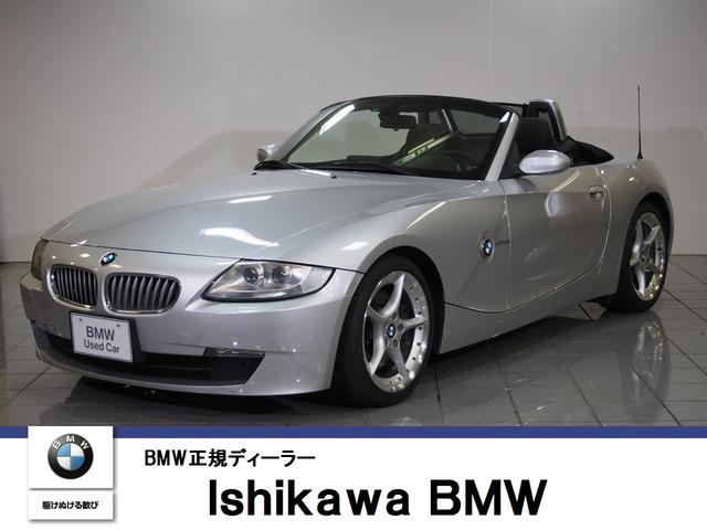 BMW Z4 ロードスター3.0si 左H ブラックレザー ナビP...