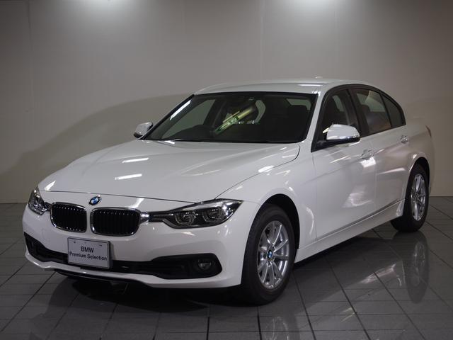 BMW 3シリーズ 318i 純正ナビ デモカー衝突軽減ブレーキ ...