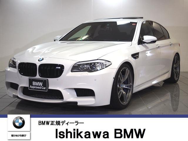 BMW M5 DCT HUディスプレイ 黒革 リアカメラ 地デジ