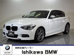 BMWM135i 直列6気筒 黒レザー 純正ナビ Bカメラ