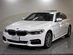 BMW540i xDrive Mスポーツ 全周囲カメラ Dアシスト