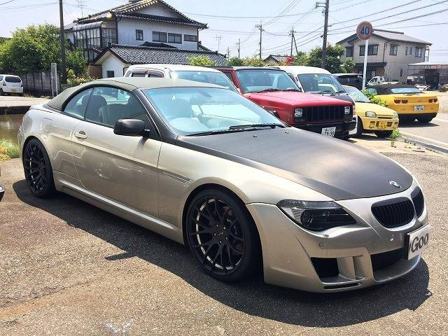 BMW 6シリーズ 645Ciカブリオレ ブレイトン20AW 外装...