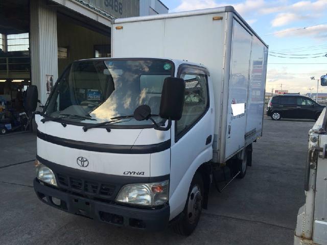 トヨタ 2tパネルバン サイドドア