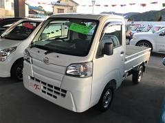 ハイゼットトラック4WD マットバイザイー付 AC PS