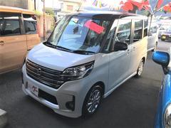 デイズルークスハイウェイスター X 4WD 純正ナビ TV PWスライド