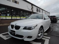 BMW530i Mスポーツパッケージ 社外19インチBBSアルミ